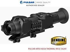 Pulsar Apex XQ38 Thermal Rifle Scope