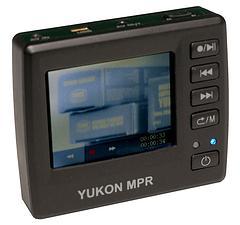 Yukon MPR- mini digital video recorder and player