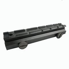 Weaver Raiser rail